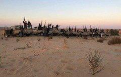 Une nouvelle alliance tribale s'engage à chasser Daech du Sinaï