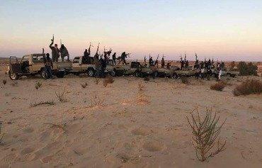 اتحاد قبائل جديد يتعهد بطرد داعش من سيناء