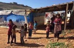 المجتمعات المضيفة في جنوب لبنان تعاني من نقص في البنى التحتية