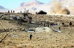 داعش تضع عرسال نصب أعينها وسط هجوم الرقة