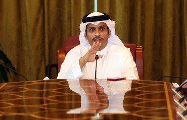 رد فهرست تروریستی از سوی قطر در حالی که بحران خلیج اوج می گیرد