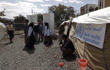 وزارة الصحة اليمنية: الحد من انتشار الكوليرا يحتاج لجهود أكبر