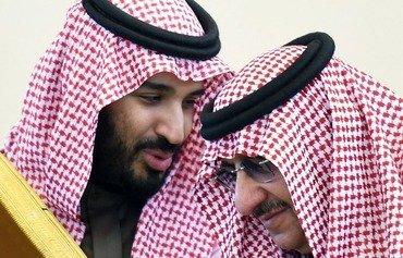 العاهل السعودي يعفي ابن شقيقه ويعين ابنه وليًا للعهد