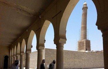 تخریب مسجد النوری موصل به منزله «اعلام شکست» داعش است