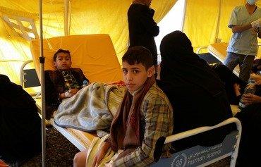 اليمن يواجه خطر الفقر والمجاعة والمرض بشكل متزايد