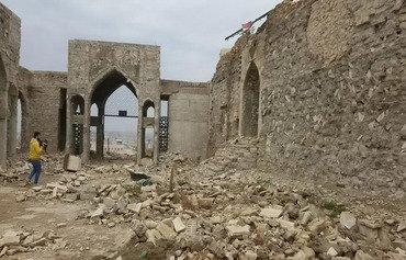 میراث داعش اعمال خشونت و تخریب مساجد و اماکن مقدس است