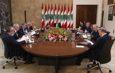 الحوار اللبناني يعيد إحياء مؤسسات الدولة