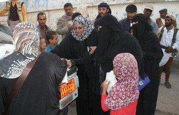 الجمعيات الخيرية في اليمن تعزز نشاطها خلال عيد الفطر
