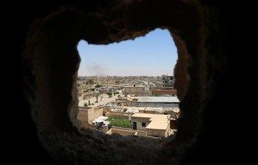 البغدادي يفشل في حشد عناصر داعش في الرقة