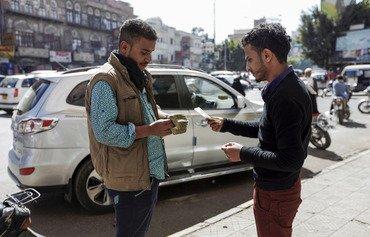 ادامه کاهش ارزش پول یمن