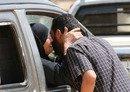 100 لاجئ سوري يغادرون عرسال في لبنان عائدين إلى سوريا
