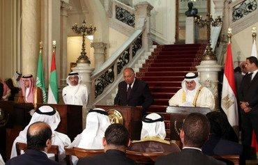وزیر امارات متحد عربی: قطر اتحاد شورای همکاری کشورهای خلیج را «تضعیف» می کند