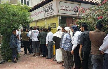 بانکهای عدن پس از اعتصاب بخاطر مسائل امنیتی دوباره به کار خود ادامه دادند