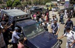 حركة حسم في مصر: عام من الدم