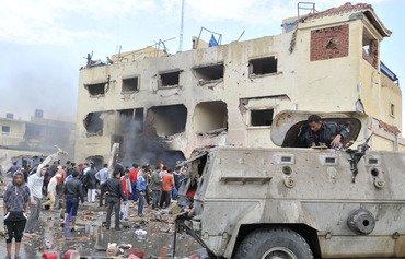 الجيش المصري يحبط محاولة داعش لتهريب السلاح بحرا