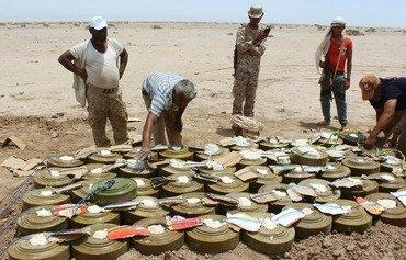 فريق يمني يقيّم الأضرار في لحج والضالع