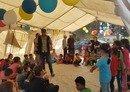 Le Liban remonte des tentes de réfugiés détruites par le feu