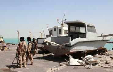 استهداف الحوثيين لميناء المخا في اليمن يعرقل وصول المساعدات الاغاثية