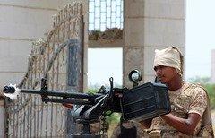 تنظيم القاعدة يهاجم نقطة عسكرية في محافظة أبين اليمنية