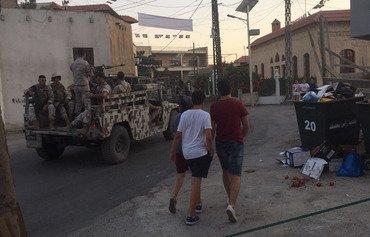 بلداتان في البقاع تستعدان لعملية للجيش لطرد داعش