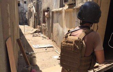Les forces saoudiennes chassent les derniers militants d'Awamiya