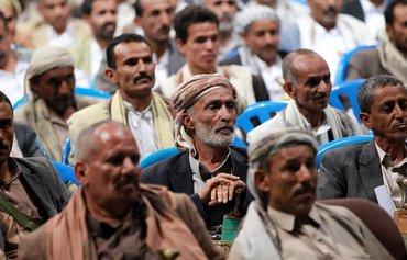 Les chefs tribaux d'al Awalik exigent une intégration dans les forces d'élite de Shabwa