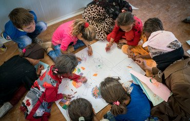 الأردن يوسّع نطاق خدمات تعليم اللاجئين
