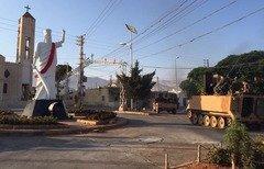 الجيش اللبناني يستعيد مواقع لداعش على الحدود الشرقية للبلاد
