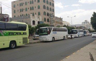 اليمنيون يتدفقون إلى السعودية للحج على الرغم من الصعوبات