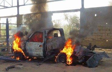 الجيش المصري يحقق مكاسب ضد داعش في شمال سيناء