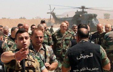 عملية الجيش اللبناني تقترب من الانتهاء