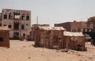 اليمنيون ينددون بهدم القاعدة لضريح أثري في المخا