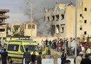 حمله ارتش مصر به مخفیگاه های داعش در سیناء