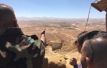 Les agriculteurs libanais veulent retrouver leurs terres