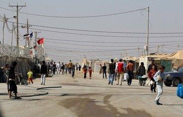مرکز شغلی در ارودگاه زعتری اردن گشوده شد