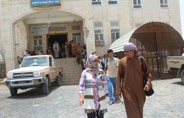 لجنة يمنية تحقق في انتهاكات حقوق الانسان