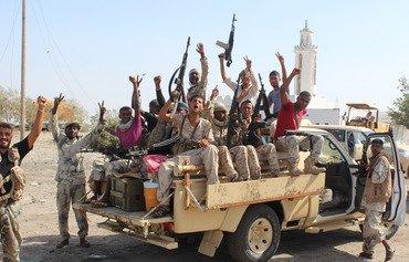 سربازان حضرموت برای نبرد با القاعده آماده هستند