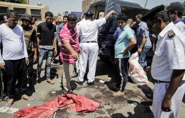 پلیس مصر 3 عضو حسم را در یورش قاهره کشت