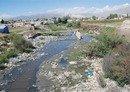 أهالي البقاع يحتجون على تلوث نهر الليطاني