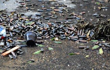 نگرانی بخاطر سلاحهای غیر قانونی در جنوب لبنان