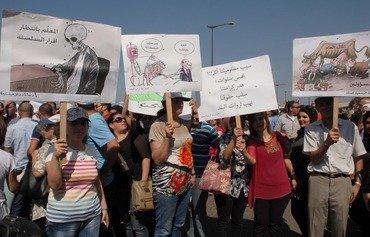مواقف متباينة إزاء زيادة الضرائب في لبنان