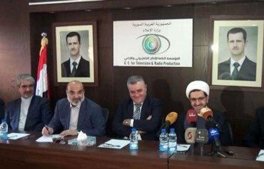 L'Iran fait ses débuts dans l'audiovisuel syrien