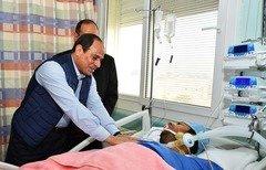 القوات المصرية تحرر ضابط شرطة مختطف