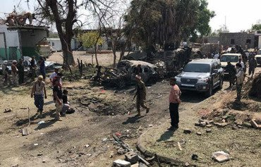 مقتل 35 في هجوم بعدن تبنته داعش
