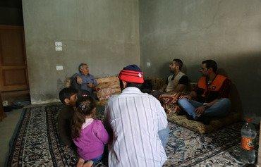 مشروع يدعم سكن اللاجئين السوريين والأردنيين