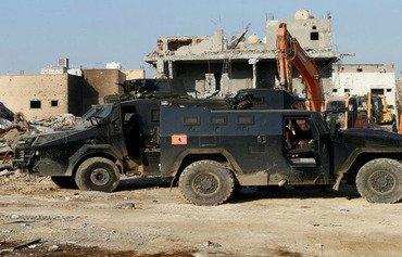 قوات الأمن السعودية توقف عناصر جندهم حزب الله