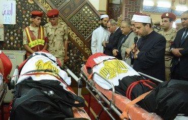 متطرفون يستهدفون عناصر الشرطة شمال سيناء