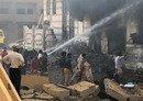 سكان عدن يدينون هجمات وممارسات داعش