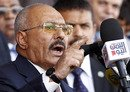 Former Yemeni president Saleh killed in Sanaa
