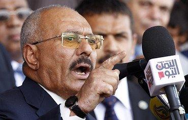 مقتل الرئيس اليمني السابق صالح في صنعاء